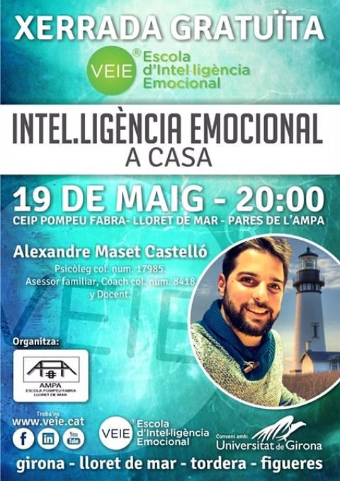 Intel·ligència emocional a casa
